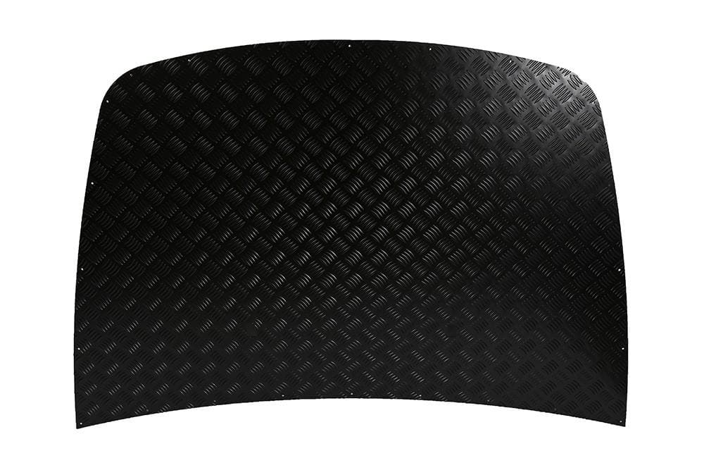 Bearmach Discovery 2 Black 2mm Bonnet Protector for Land Rover Discovery | BA 120E