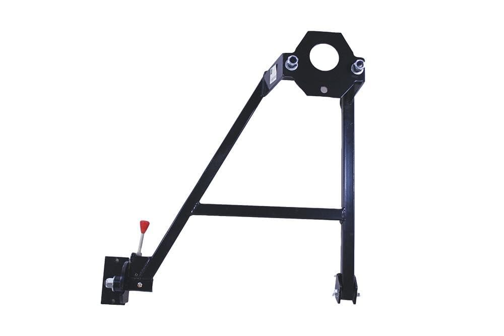 Bearmach Series III/Defender Up To 2002 Rear Spare Wheel Carrier for Land Rover Series, Defender | BA 132B