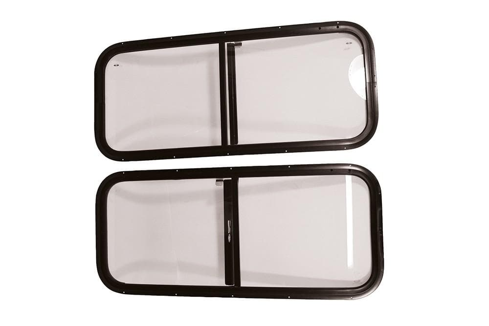 Bearmach Hard Top Sliding Window Kit for Land Rover Series, Defender | BA 182A