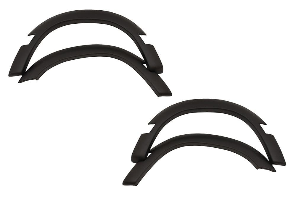 Bearmach Wheel Arch 3 Door Extension Set with Cut Out for Land Rover Discovery | BA 2067A