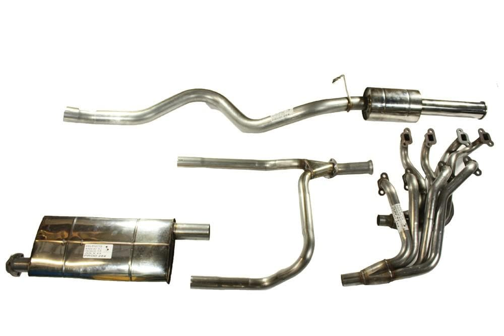 Double S Exhausts Stainless Steel Exhaust System for Land Rover Range Rover | BA 2160