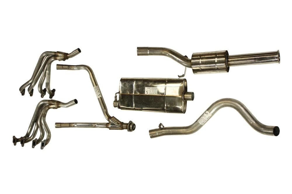 Double S Exhausts Range Rover Classic 3.9 V8 Stainless Steel Exhaust System for Land Rover Range Rover | BA 2161