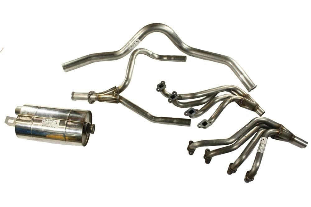 Double S Exhausts Stainless Steel Exhaust System for Land Rover Defender | BA 2192