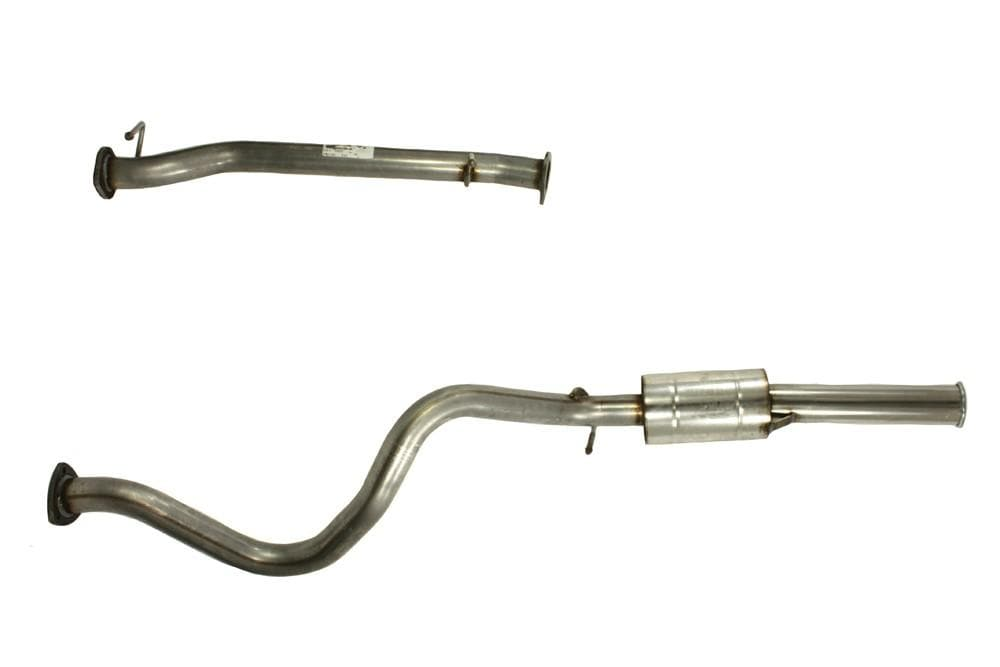 Double S Exhausts Stainless Steel Exhaust System for Land Rover Discovery | BA 2550
