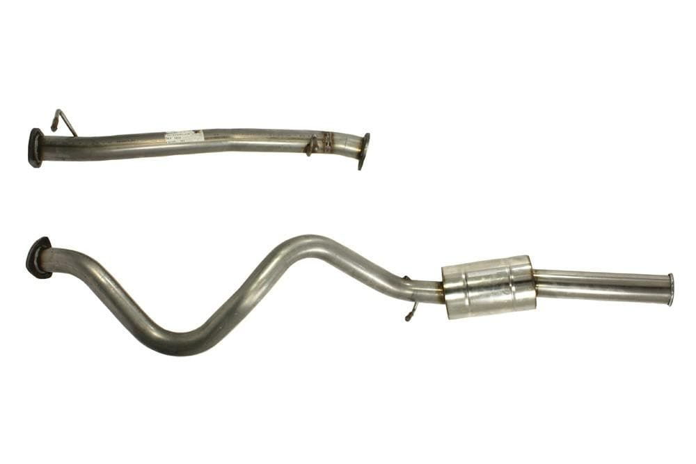 Double S Exhausts Stainless Steel Exhaust System for Land Rover Discovery | BA 2551