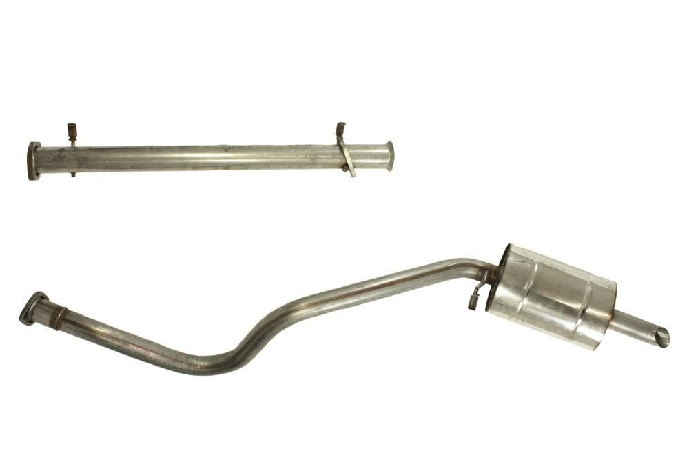 Double S Exhausts Stainless Steel Exhaust System for Land Rover Discovery | BA 2553