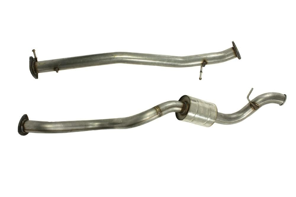 Double S Exhausts Stainless Steel Exhaust System for Land Rover Defender | BA 2555