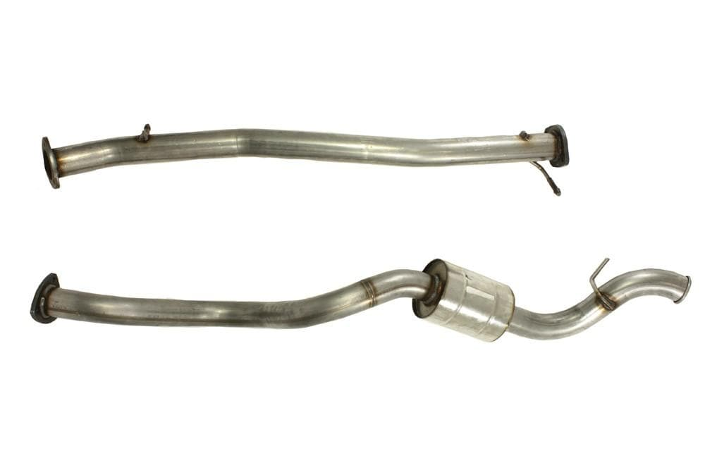 Double S Exhausts Stainless Steel Exhaust System for Land Rover Defender | BA 2563