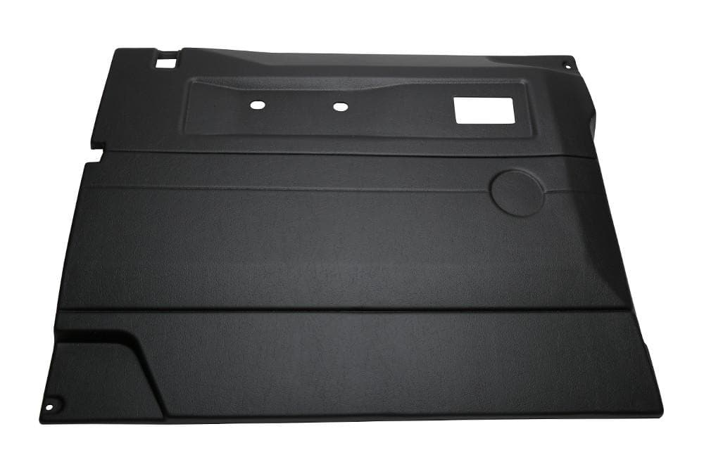 Bearmach Front Right Hand Black Door Case (Electric Window) for Land Rover Defender | BA 2733