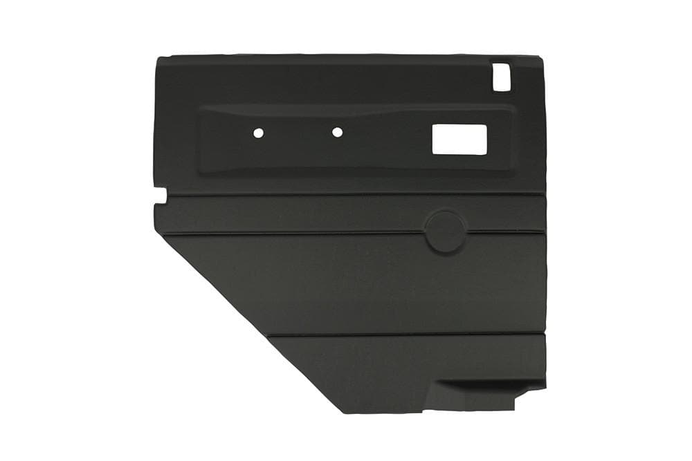 Bearmach Black Left 2nd Row Door Case - Electric for Land Rover Defender | BA 2765