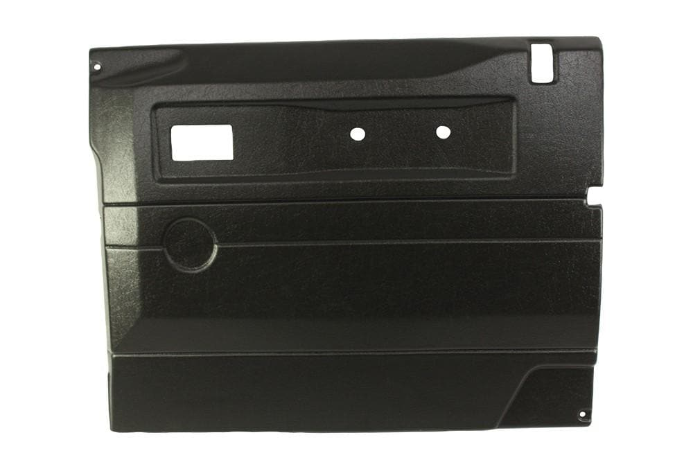 Bearmach Black Right Front Door Case - Electric for Land Rover Defender | BA 2772