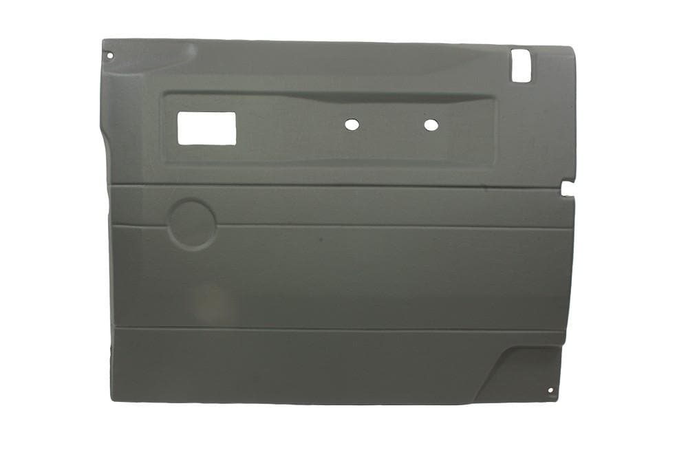 Bearmach Light Grey Right Front Door Case - Electric for Land Rover Defender | BA 2776LG