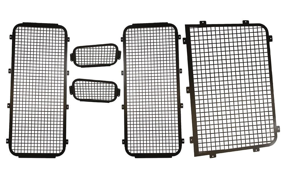 Bearmach Exterior Window Grille Kit for Land Rover Defender | BA 2880