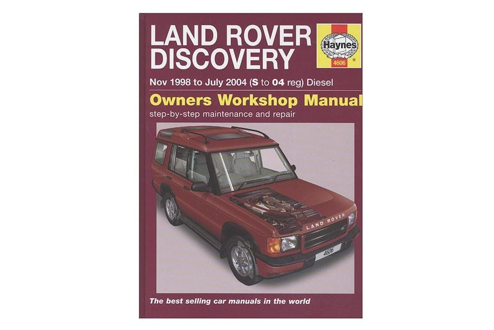 Haynes Haynes Manual - Discovery 2 for Land Rover Discovery | BA 3031A