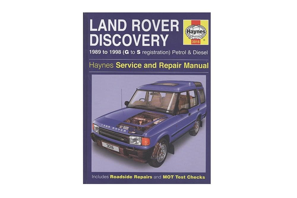 Haynes Haynes Manual - Discovery 1 for Land Rover Discovery | BA 3031