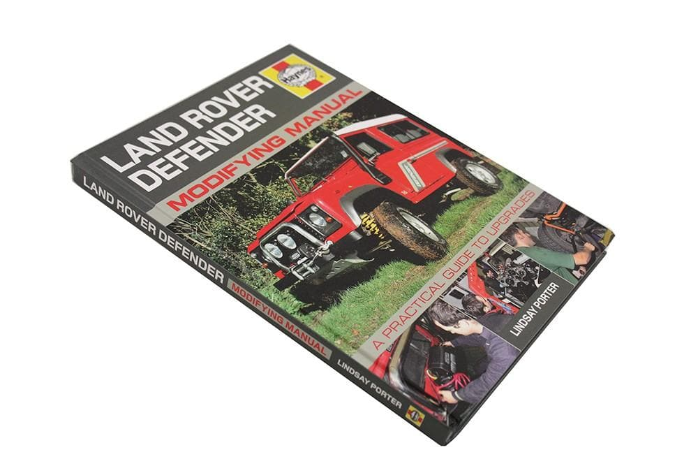 Haynes Modifying Manual - Defender for Land Rover Defender | BA 3089A