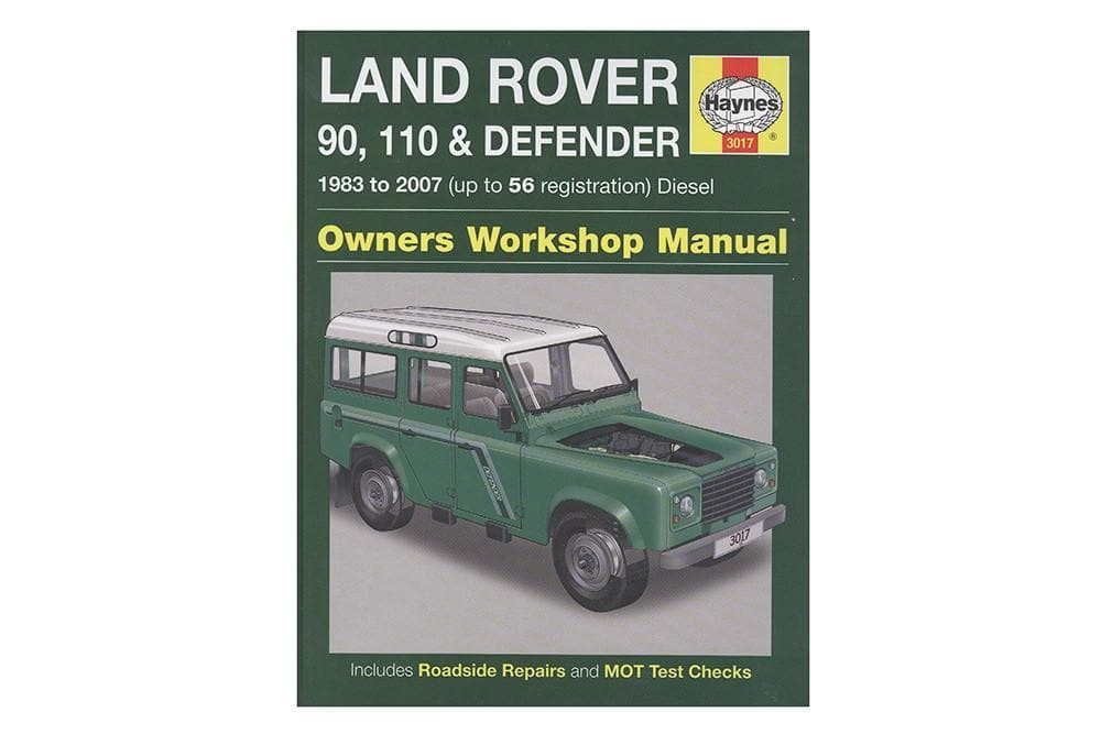 Haynes Workshop Manual - Defender for Land Rover Defender | BA 3089