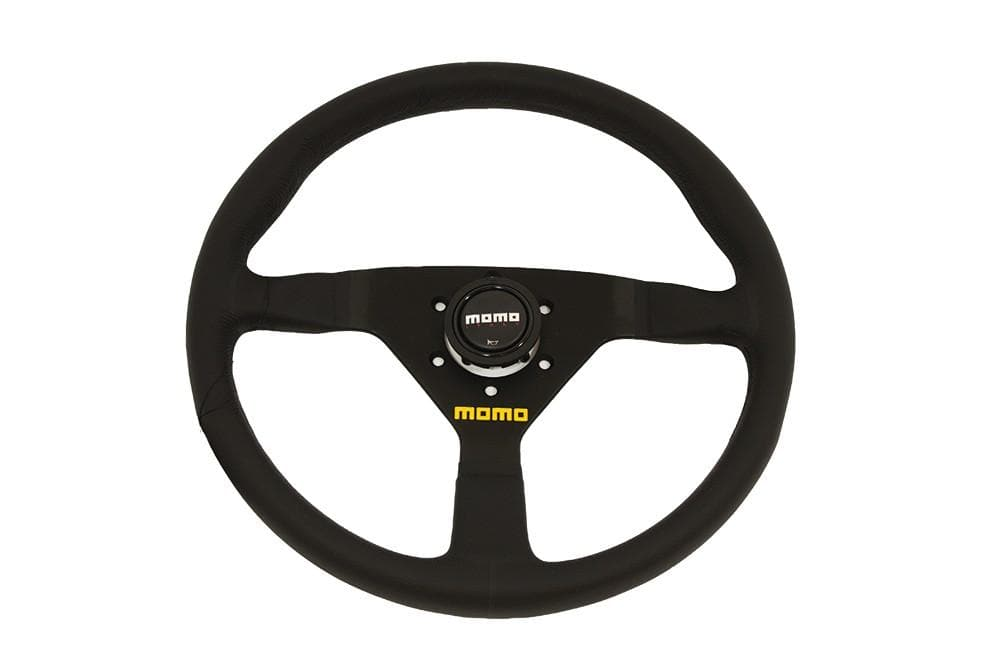 Bearmach Leather Steering Wheel for Land Rover Defender | BA 3207