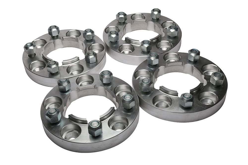 Bearmach Defender/Discovery 1/Classic 30mm Wheel Spacer Kit for Land Rover Defender, Discovery, Range Rover | BA 3410