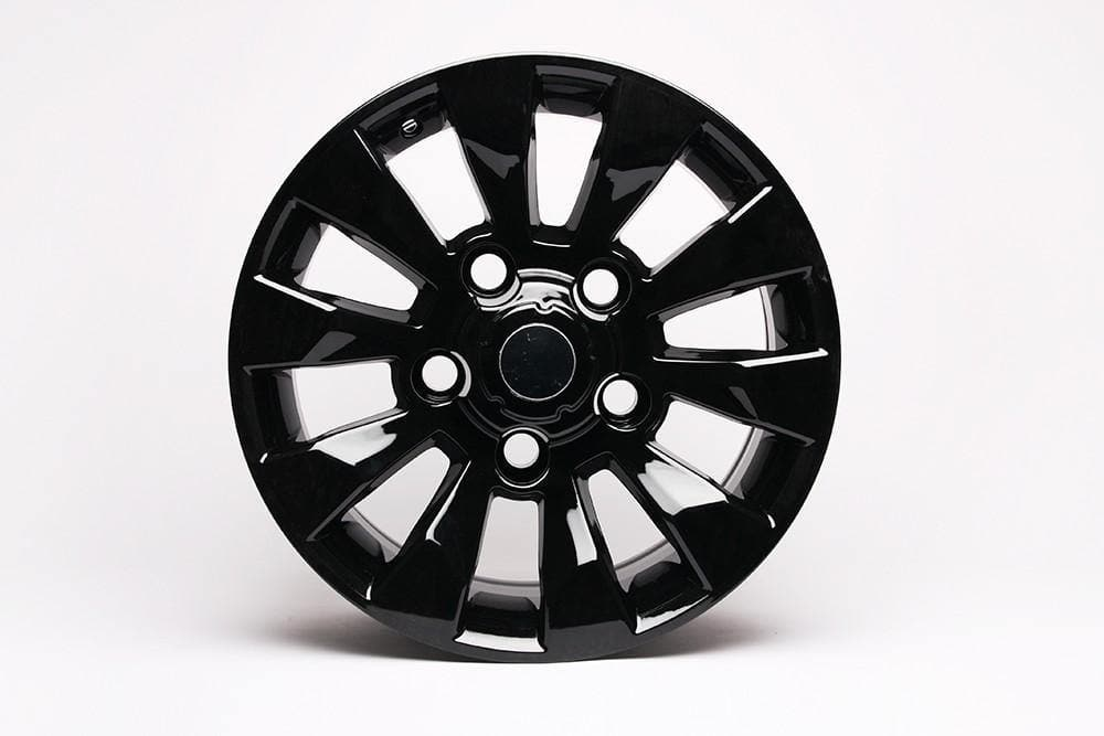Bearmach 18'' Sawtooth Alloy Wheel for Land Rover Defender, Discovery, Range Rover | BA 3460B