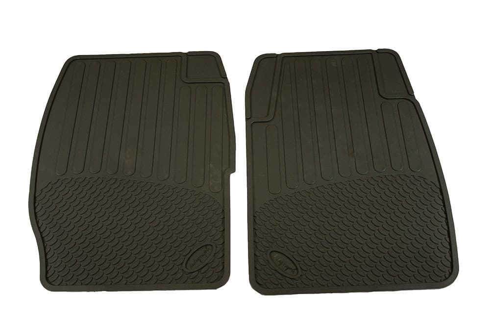 Bearmach Front Rubber Mat Set for Land Rover Discovery | BA 3502