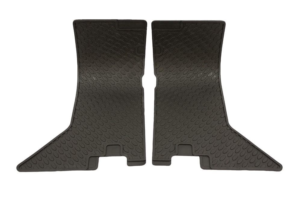 Bearmach Rear Rubber Mat Set for Land Rover Discovery | BA 3503
