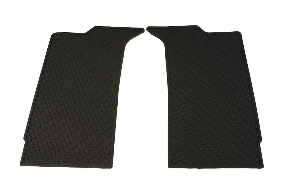 Bearmach Rear Rubber Mat Set for Land Rover Discovery | BA 3505