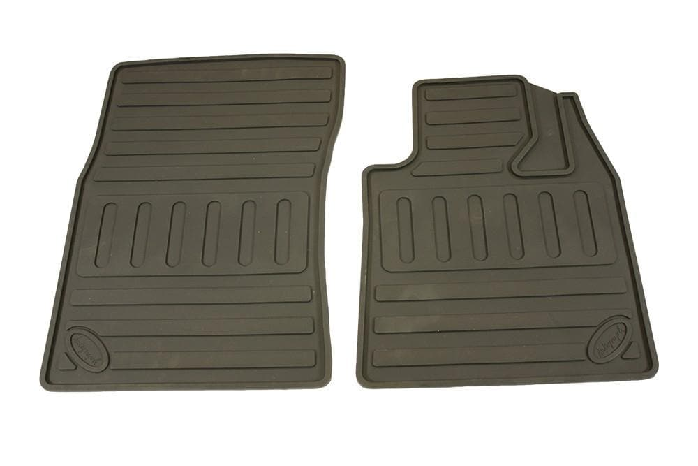 Bearmach Front Rubber Mat Set for Land Rover Range Rover | BA 3511