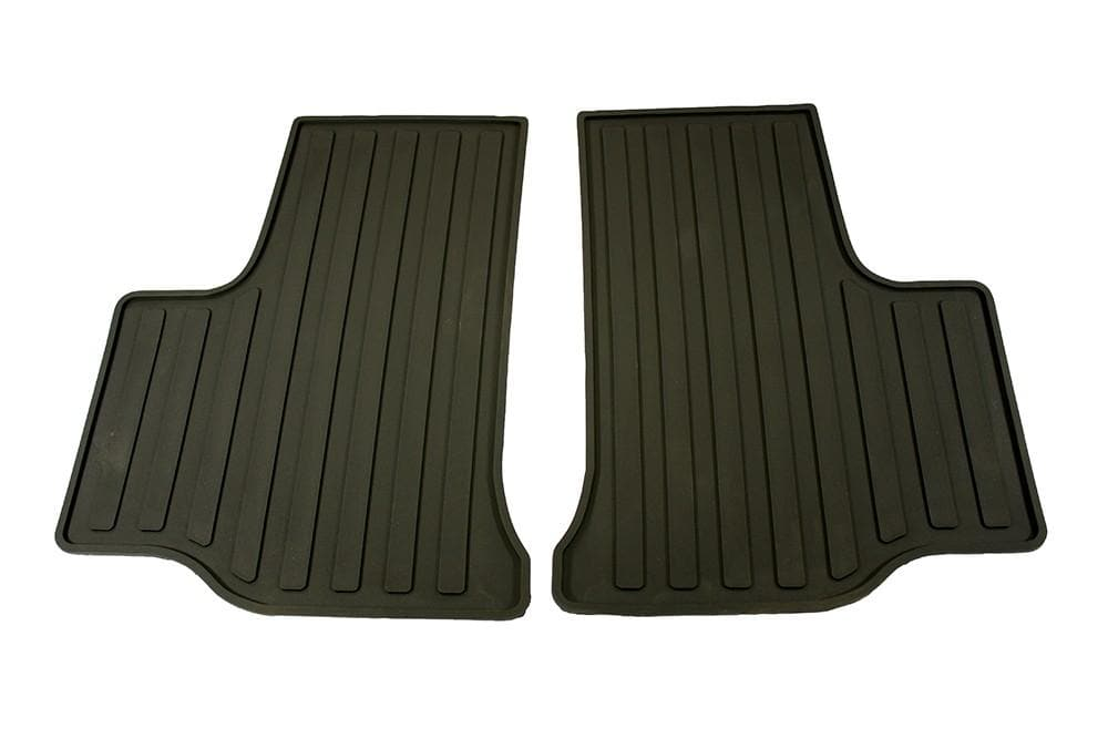 Bearmach Rear Rubber Mat Set for Land Rover Range Rover | BA 3512