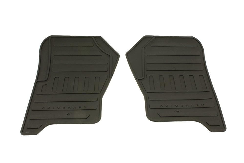 Bearmach Front Rubber Mat Set for Land Rover Discovery | BA 3514