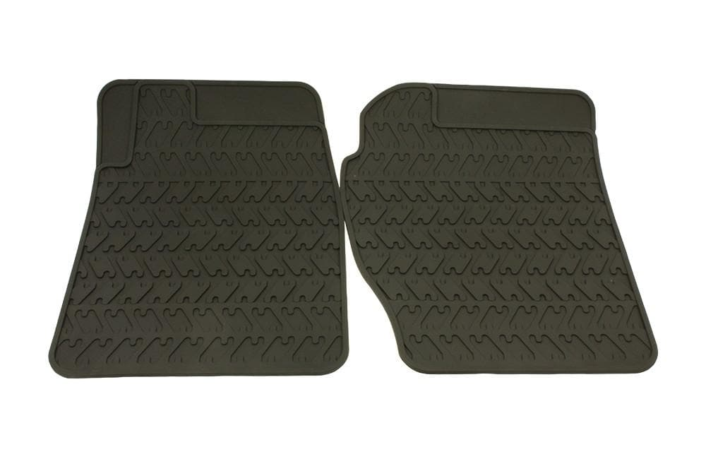 Bearmach Front Rubber Mat Set for Land Rover Range Rover | BA 3518