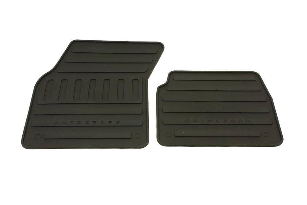 Bearmach Front Rubber Mat Set for Land Rover Range Rover | BA 3520