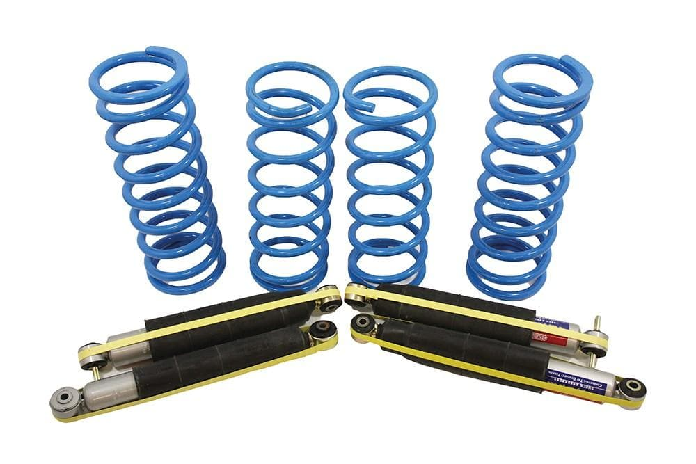 Bearmach Front/Rear Suspension Lift Kit for Land Rover Discovery | BA 3755