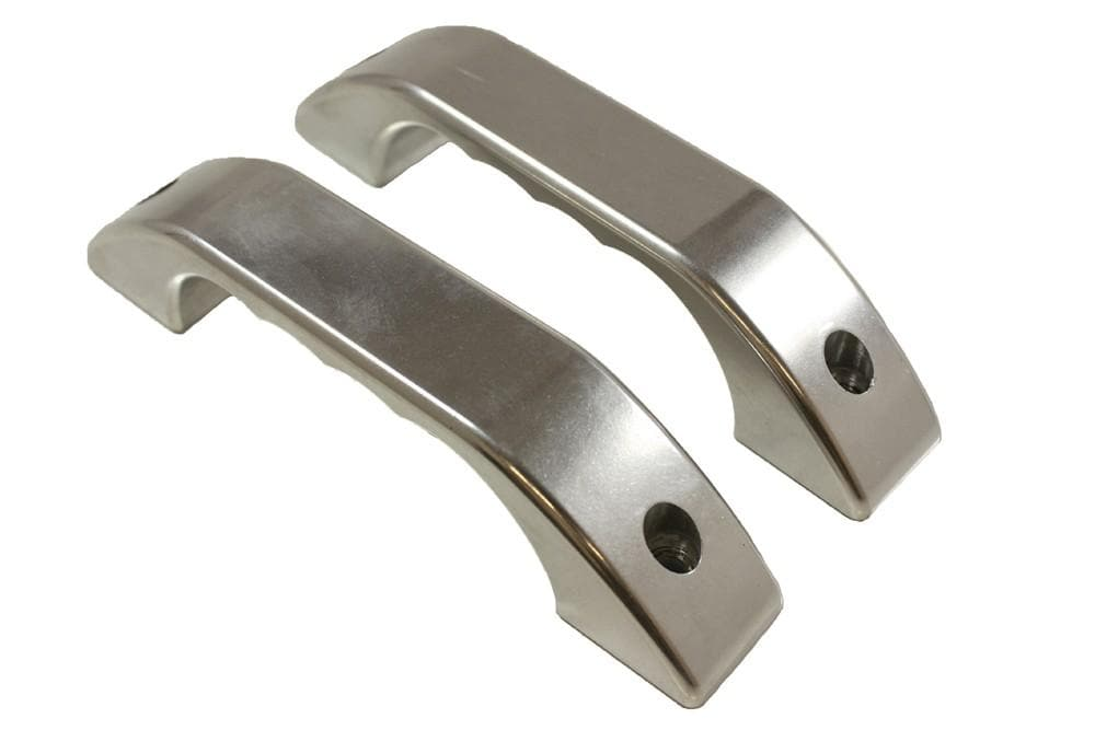 Croytec Aluminium Internal Door Pull Set for Land Rover Defender | BA 3843