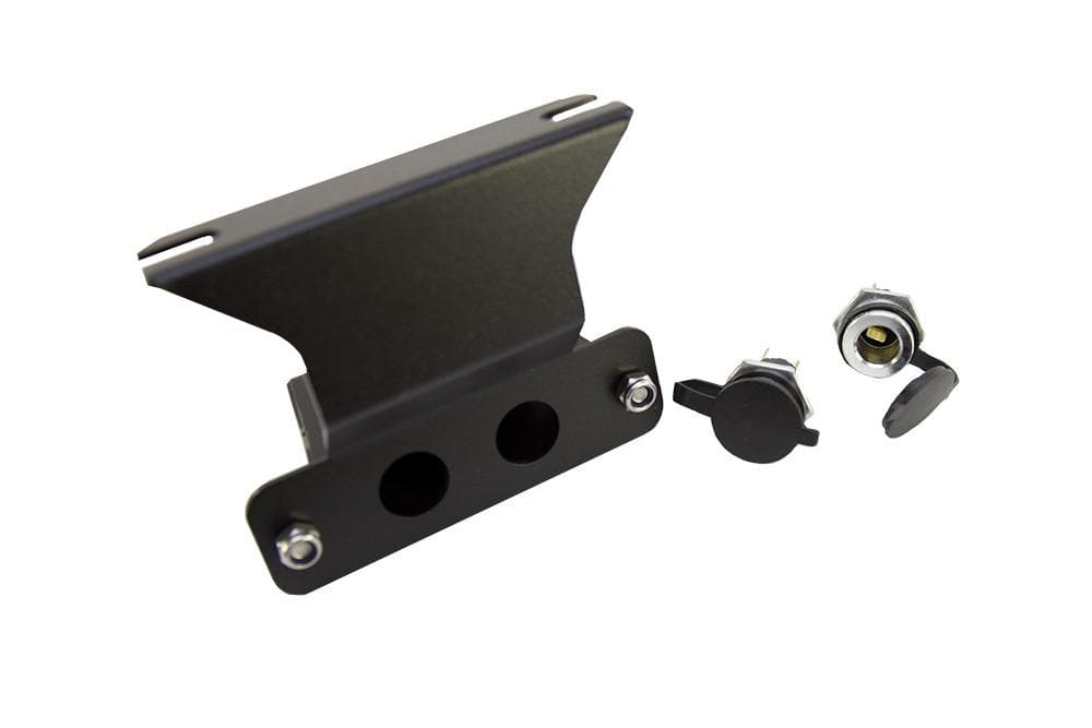 Bearmach Roof Rack Power Outlet Bracket for Land Rover All Models | BA 3854