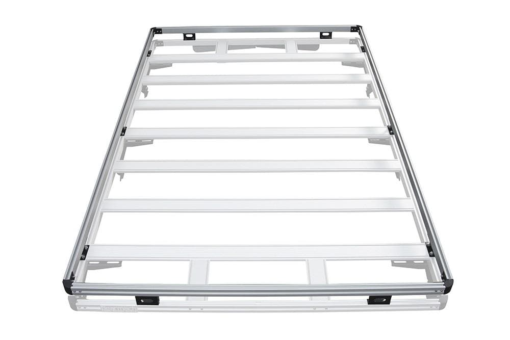 Bearmach Silver Discovery 3 Roof Rack Top Rail for Land Rover Discovery | BA 3864TR