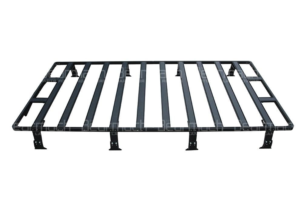 Bearmach Black Discovery 1/2 Roof Rack for Land Rover Discovery | BA 3866