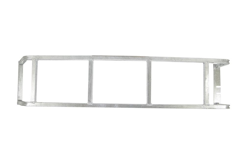 Bearmach Galvanized Roof Rack Access Ladder for Land Rover Defender | BA 3876