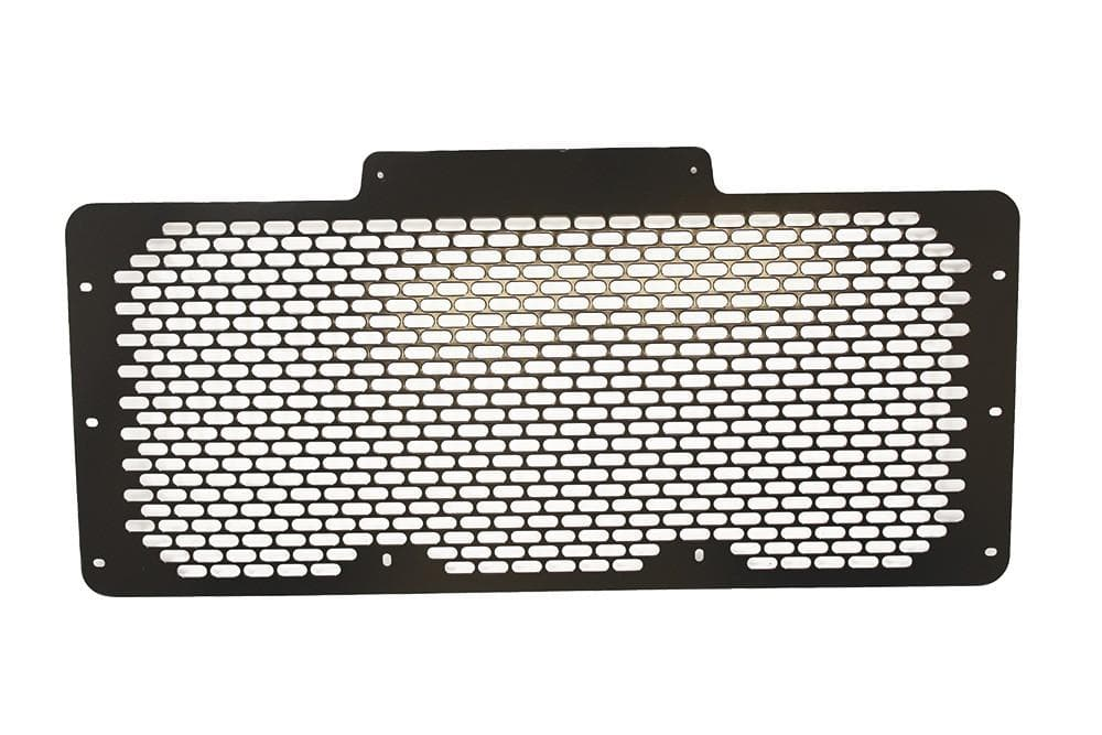 Bearmach Black Powder Coated Front Grille for Land Rover Defender | BA 3906