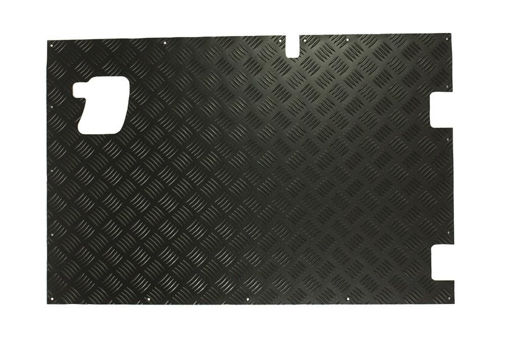 Bearmach Tailgate Chequer Plate for Land Rover Defender | BA 4023B