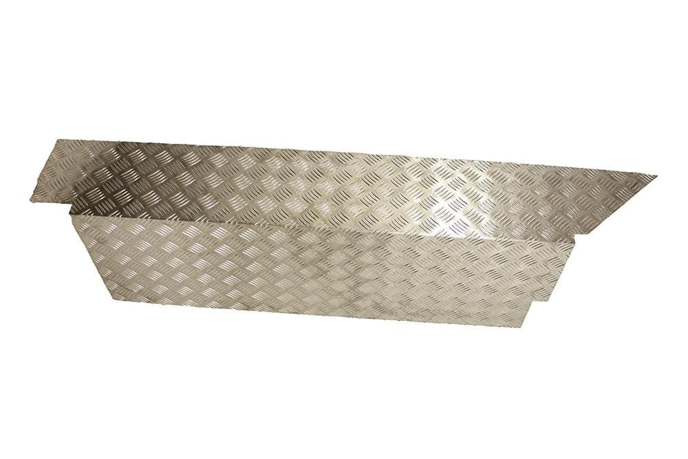 Bearmach Load Liner Chequer Plate for Land Rover Defender | BA 4025