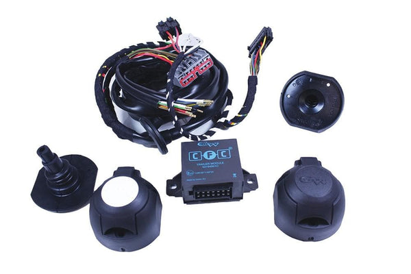 Bearmach Tow Bar Wiring Kit 12n 12s For Land Rover