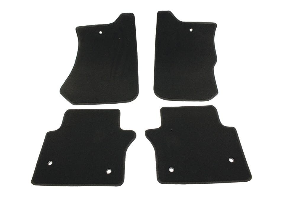 Bearmach Range Rover Sport > 2010 RHD Carpet Black Carpet Mat Set for Land Rover Range Rover | BA 4354