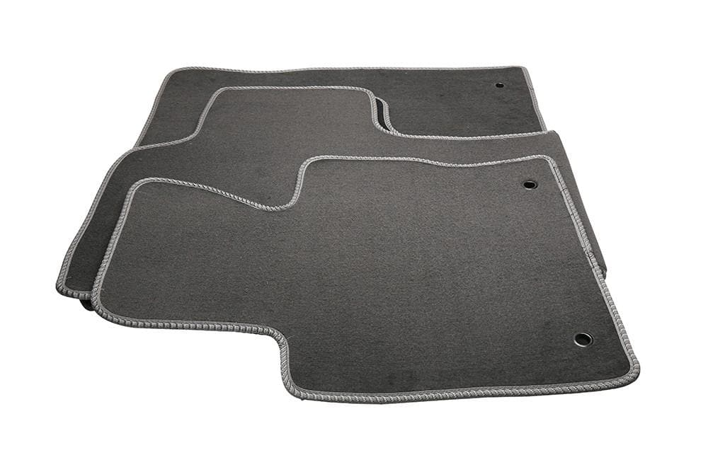 Bearmach Range Rover L405 LHD Mid Grey Carpet Mat Set for Land Rover Range Rover | BA 4377