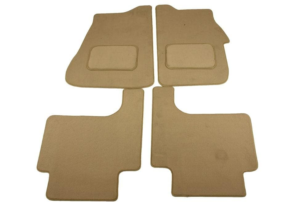 Bearmach Range Rover Sport RHD Beige Carpet Mat Set for Land Rover N/A | BA 4433