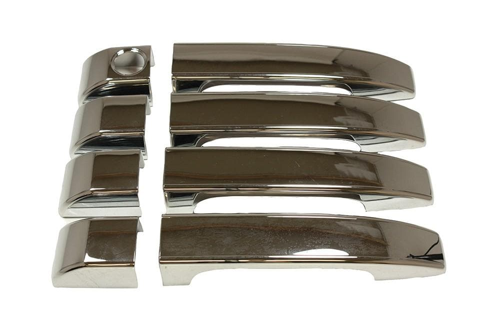 Bearmach Chrome Style Door Handle Set for Land Rover Range Rover | BA 4453