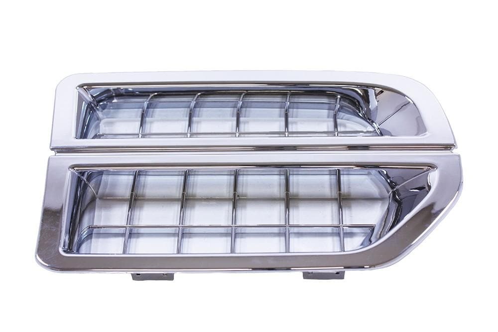 Bearmach Chrome Style Intake Grille for Land Rover Discovery | BA 4463