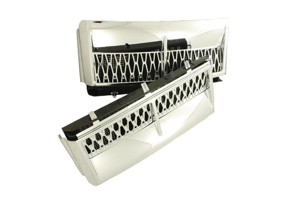 Bearmach Chrome Style Side Grille for Land Rover Range Rover | BA 4488