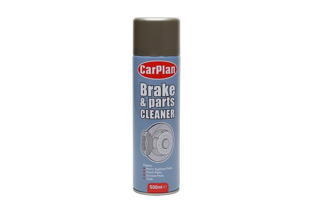 Carplan Brake, Clutch & Parts Cleaner 500ml for Land Rover All Models | BA 4690