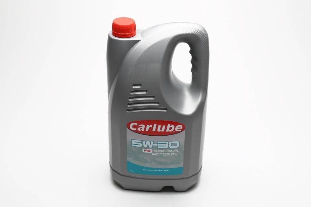Carlube 5w30 Semi Synthetic Engine Oil 5L for Land Rover All Models | BA 4703A